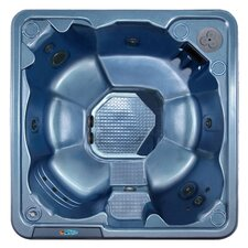 Nassau Plug & Play Spa in Denim