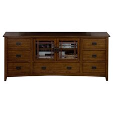 "Mission Hill 70"" Server in Oak"