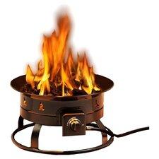 Heininger Fire Pit in Black