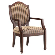 Powderhorn Armchair in Brown