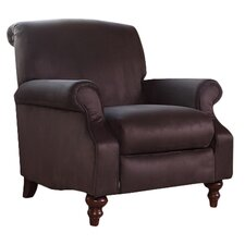 Charisma Recliner in Dark Brown