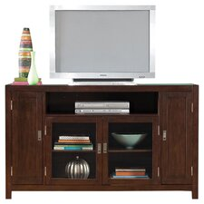 "City Chic 60"" TV Stand in Espresso"