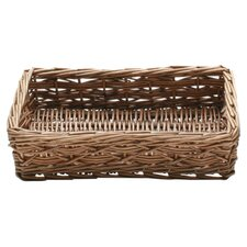 Rio Willow Basket in Brown