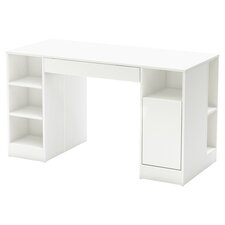 Crea Craft Table in Pure White
