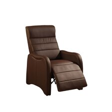 Campbell Ergonomic Recliner in Chocolate