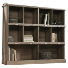 Barrister Lane Bookcase in Salt Oak