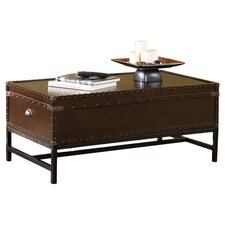 Southport Trunk Coffee Table in Espresso