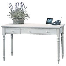 Harbor View Writing Desk in White