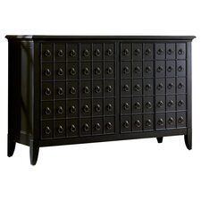 Southwood Console & Buffet in Rubbed Black