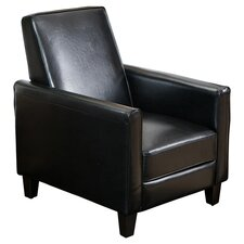 Rodgers Recliner in Black
