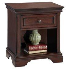 Lafayette 1 Drawer Nightstand in Cherry