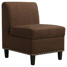 Wrigley Storage Chair in Brown