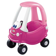 Princess Cozy Coupe in Pink