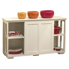 Pacific Sideboard in White