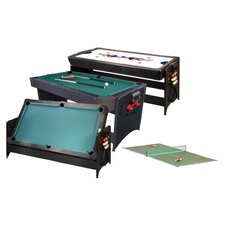 Pockey 3-in-1 Game Table in Black