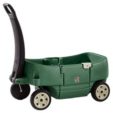 Wagon in Green