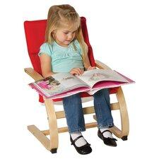 Kiddie Rocking Chair in Red
