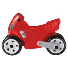 Motorcycle Toy in Red