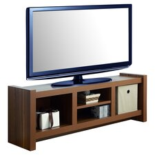 "Lincoln 60"" TV Stand in Light Walnut"