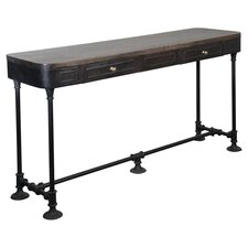 Arranmore Console Table in Black