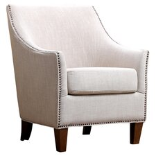 Lily Arm Chair in Cream