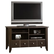 "Shoal Creek 47"" TV Stand in Brown"