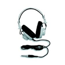 Monaural 5 Straight Cord Headphone