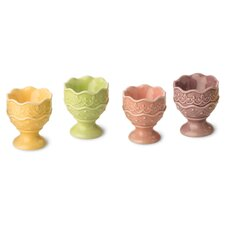 <strong>October Hill</strong> Ceramic Egg Cup (Set of 4)