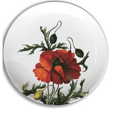 "Papaver 10.5"" Melamine Dinner Plates (Set of 2)"