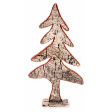 Extra Large Home Accent Felt Edge Tree Figurine