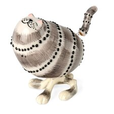 Bobble Cat Figurine