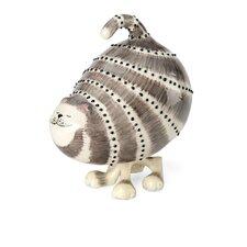 Bobble Cat Figurine