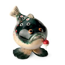 Bobble Fish Figurine
