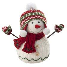 Sandy Snowman