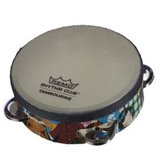 Rhythm Club Rhythm Kids Graphics Tambourine