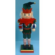 Elf Nutcracker