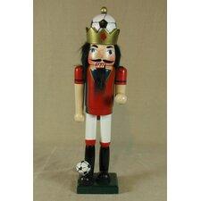 Soccer Nutcracker