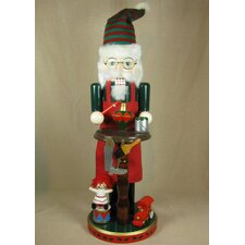 Santa's Workshop Nutcracker