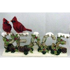 Cardinal Couple on Peace