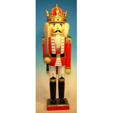 Glitter King Nutcracker