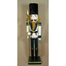 Soldier Nutcracker with Staff