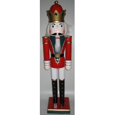 Jacket King Wood Nutcracker