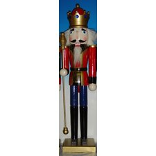 Jacket King/Scepter Nutcracker