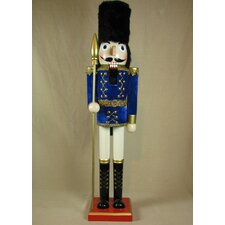 Velvet Jacket Grenadier Nutcracker