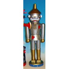 Wizard of Oz Tin Man Nutcracker