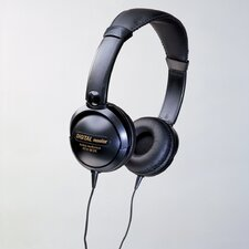 Closed-Back Dynamic Stereo Headphones