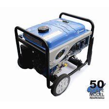 6,000 Watt Compliant Portable Generator