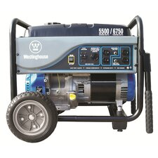 <strong>Westinghouse Power Products</strong> 5,500 Watt Portable Generator