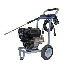 3000 PSI at 2.4 GPM 208cc OHV Gas Powered Pressure Washer