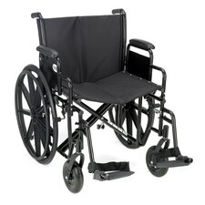 Bariatric Manual K7 Wheelchair